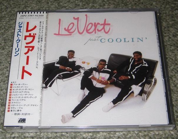 Levert - Just Coolin