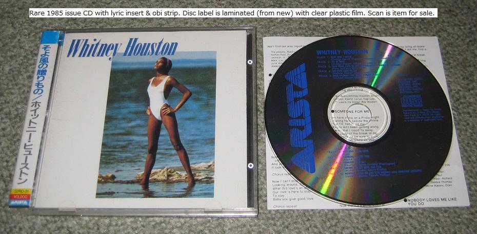 Houston, Whitney - Whitney Houston - Original