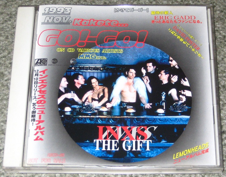 Kakete Go Go Nov 1993