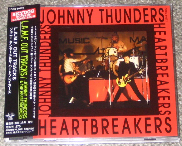 Thunders, Johnny - L.a.m.f. Out Tracks