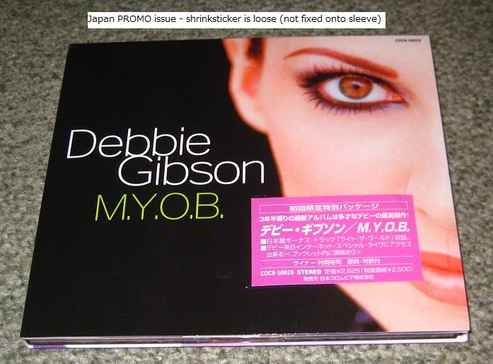Gibson, Debbie - Myob