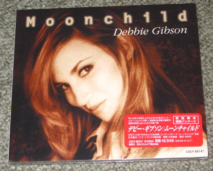 Gibson, Debbie - Moonchild
