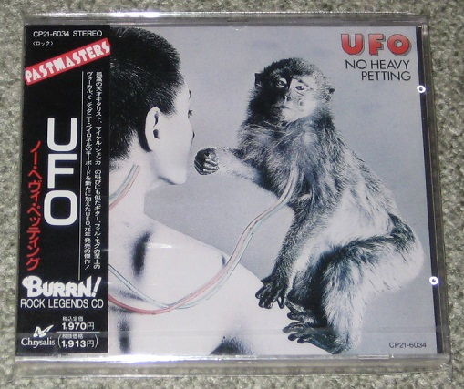 Ufo No+Heavy+Petting CD