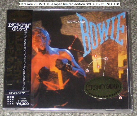 Bowie, David - Let's Dance (gold Cd)