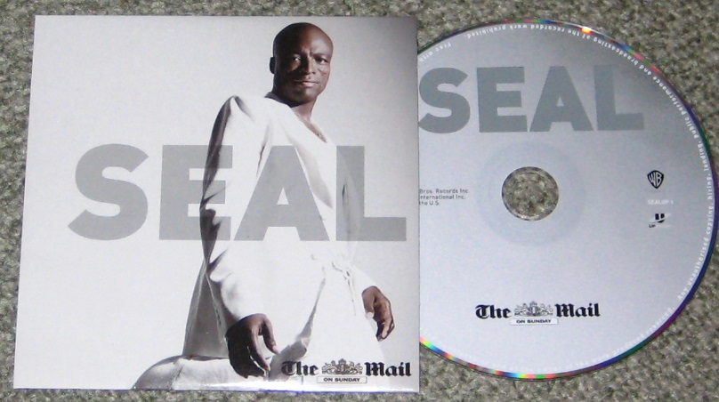 Seal - Seal - 12 Track Cd Inc Live