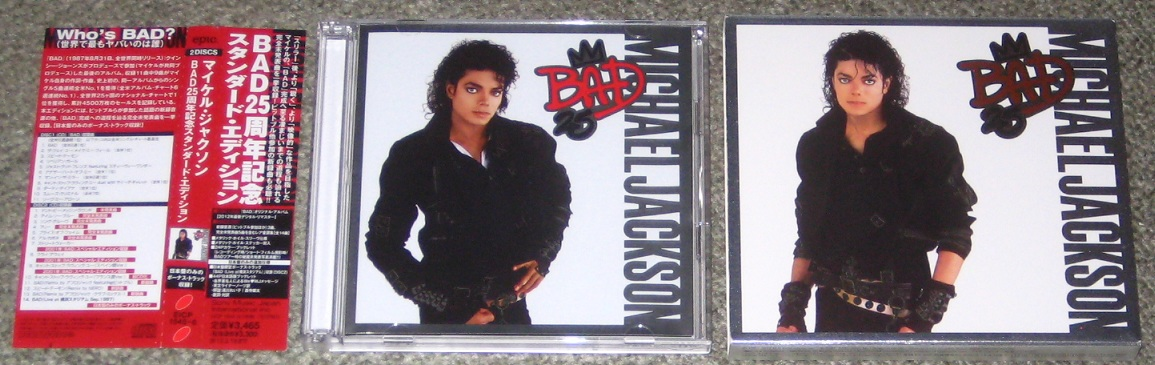 Jackson, Michael - Bad 25th 2 Cd Edition