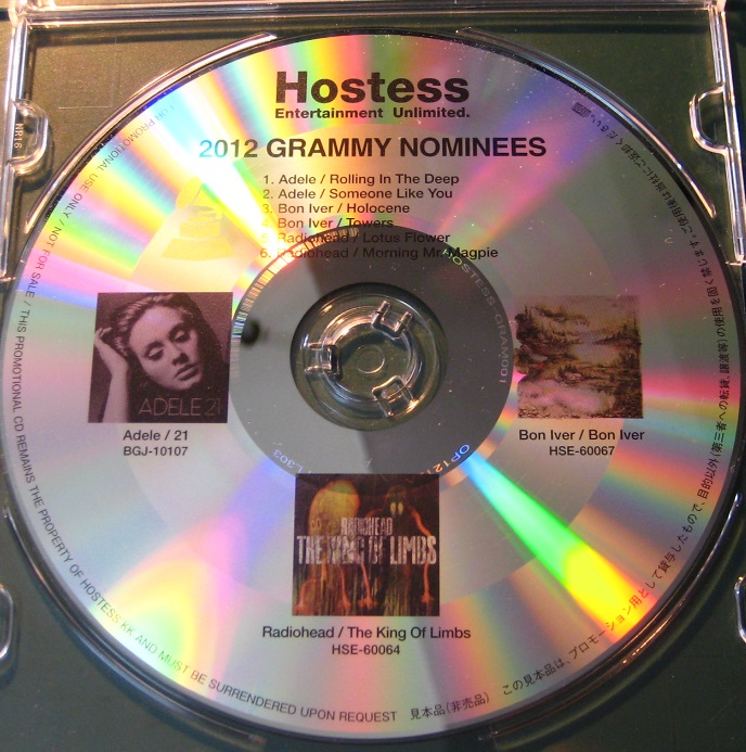 Grammy Nominees 2001