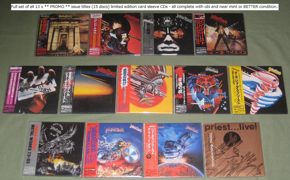 13 X Japan Promo Card P