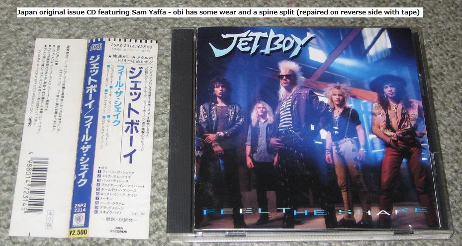 Jetboy - Blessure