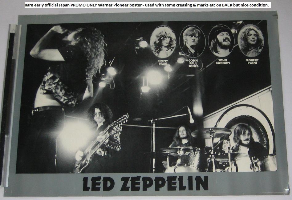 led zeppelin vinyl price guide