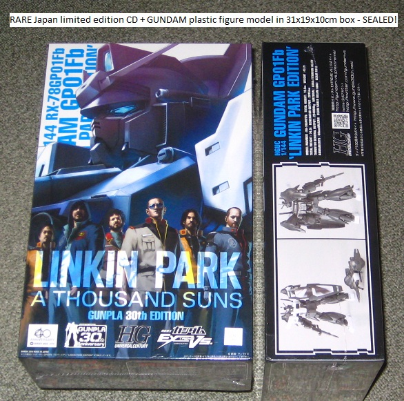 Linkin Park Thousand Suns Records, Vinyl and CDs - Hard to ...