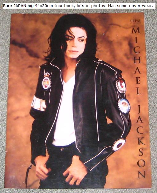 Japan Tour 87 Tour Programme