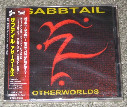 Otherworlds - Sabbtail