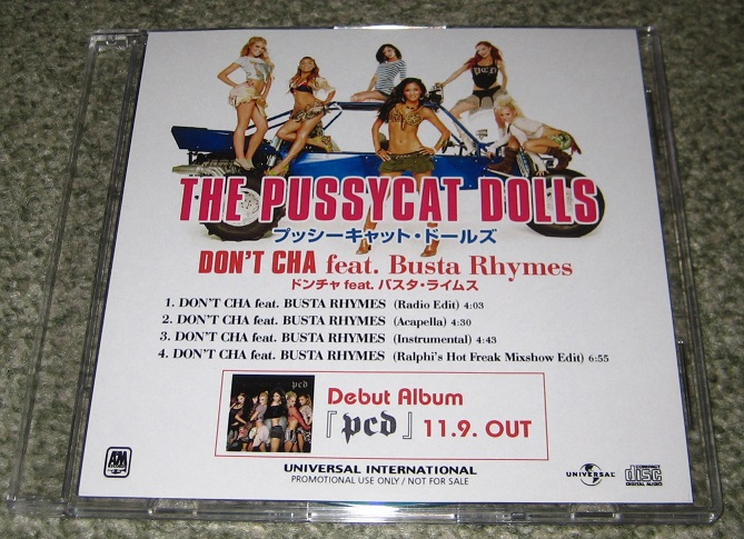 Pussycat Dolls - Don't Cha - 4 Versions