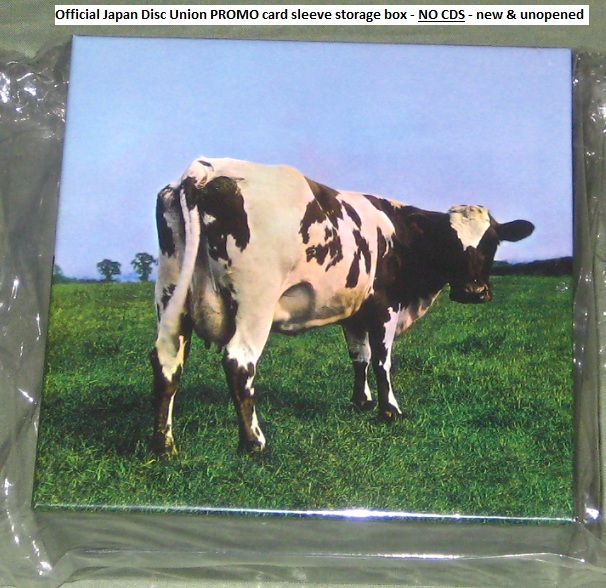 Pink Floyd - Atom Heart Promo Box - No Cds