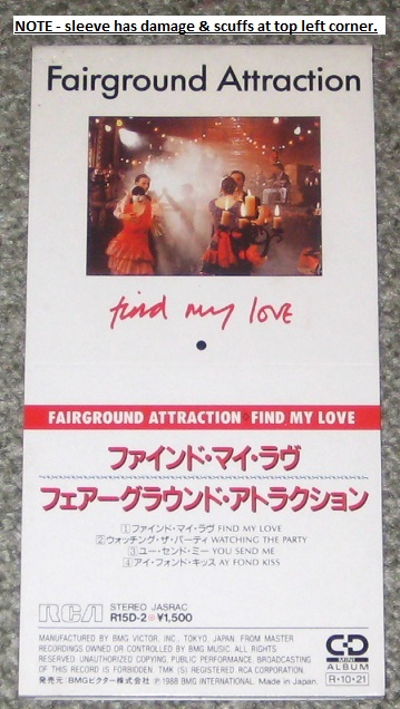 fairground attraction find my love video Perfect by fairground attraction song meaning, lyric interpretation, video and chart they followed it up with find my love, which made the top-10 in the uk ,.