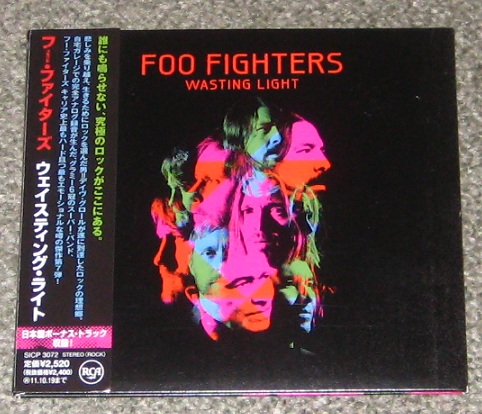 Foo Fighters Wasting Light Records Lps Vinyl And Cds