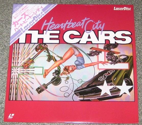 Heartbeat City The Cars Album