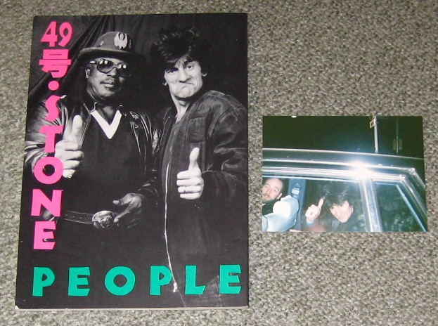 Rolling Stones - Stone People No.49 + Photo!