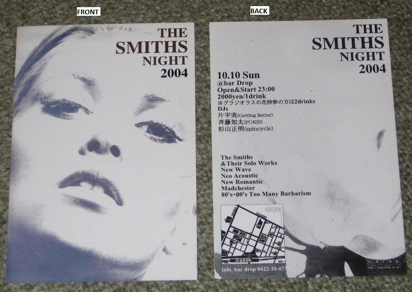 Smiths - The Smiths Night 2004
