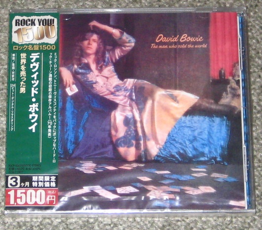 Bowie, David - The Man Who Sold The World Album