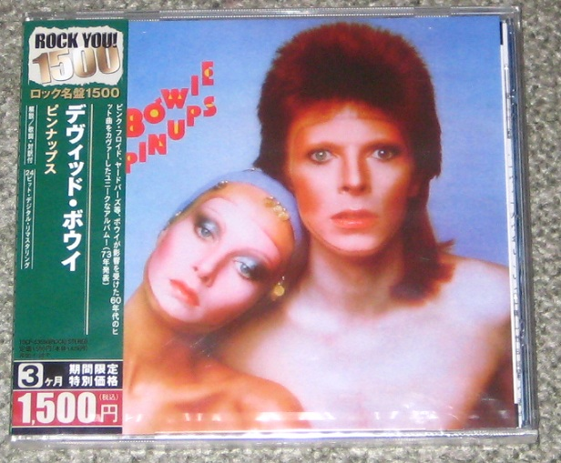 Bowie, David - Pin Ups CD