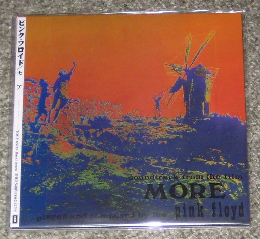 Pink Floyd - More Single