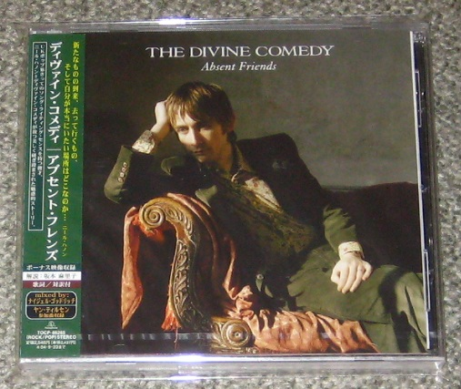 Absent Friends - The Divine Comedy | Songs, Reviews ...
