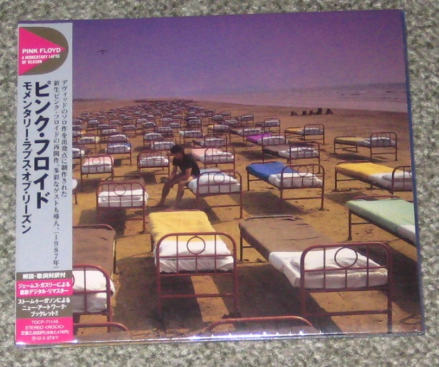 Pink Floyd - A Momentary Lapse - Remaster