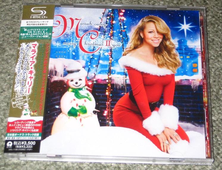 Mariah carey merry chr... Mariah Carey Merry Christmas 2 You Full Album