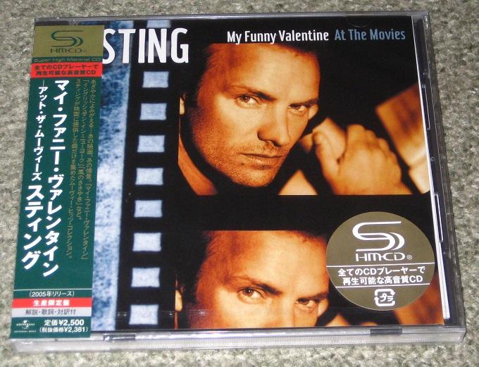 My Funny Valentine/at The Movi   Sting · Sting · My Funny Valentine/at ...