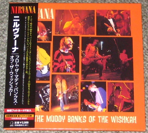 Nirvana From The Muddy Banks Card Slv CD
