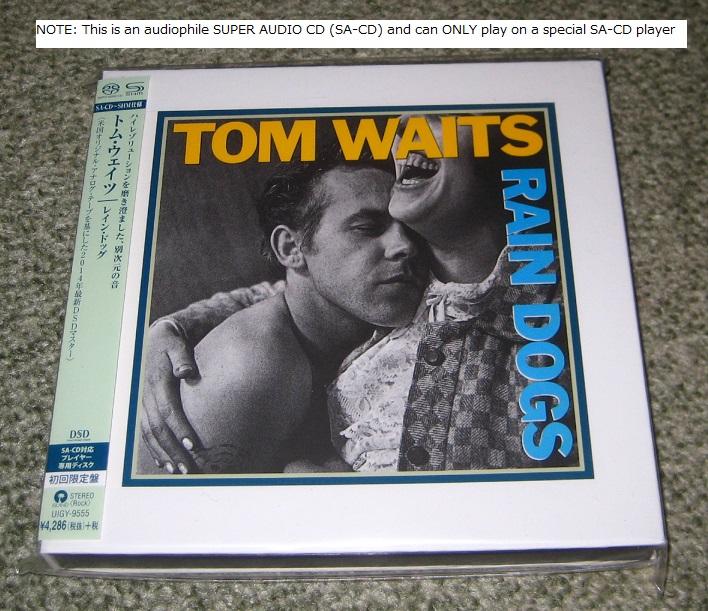 Rolling Stones (Keith) - Rain Dogs Shm Sacd Tom Waits