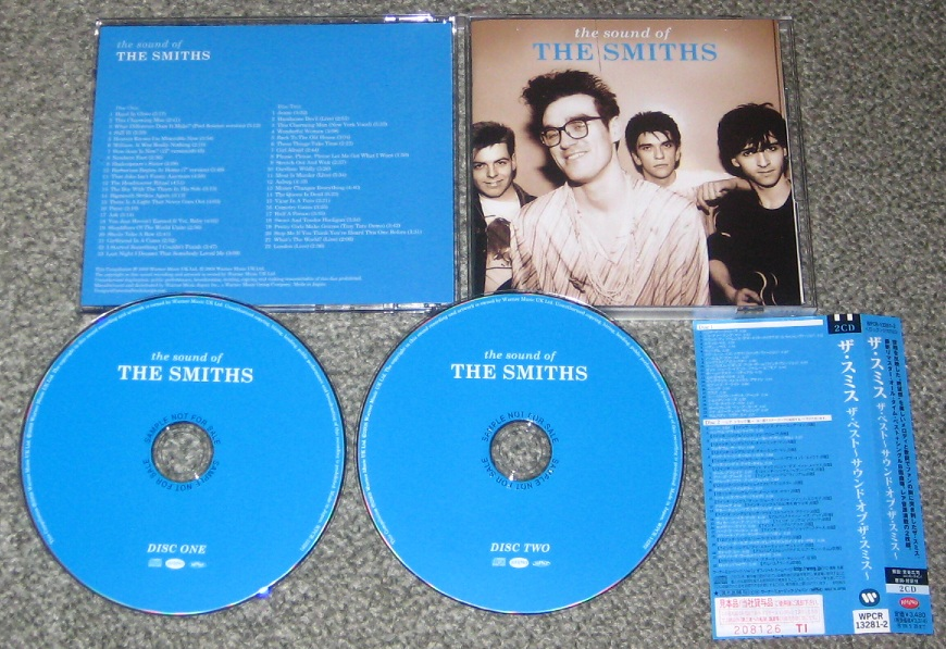 Smiths - Sound Of The Smiths 2cd