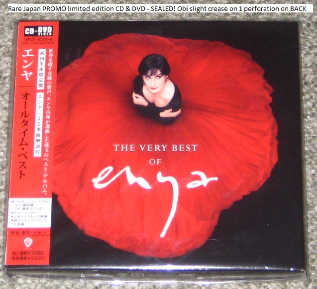 ENYA - The Very Best Of Enya - CD + bonus