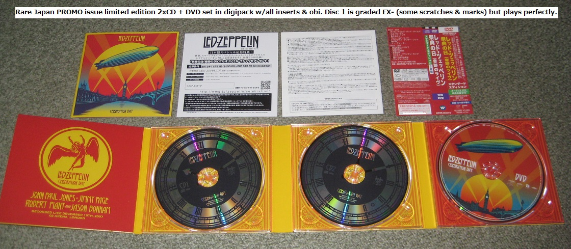 Led Zeppelin Records Lps Vinyl And Cds Musicstack