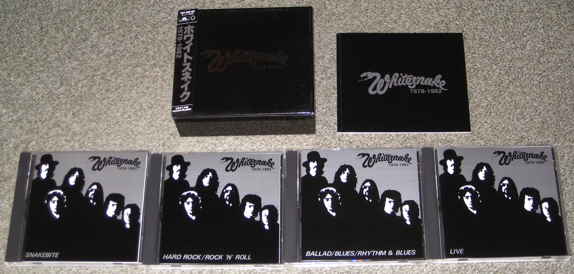 Whitesnake 2270 Vinyl Records Amp Cds Found On Cdandlp