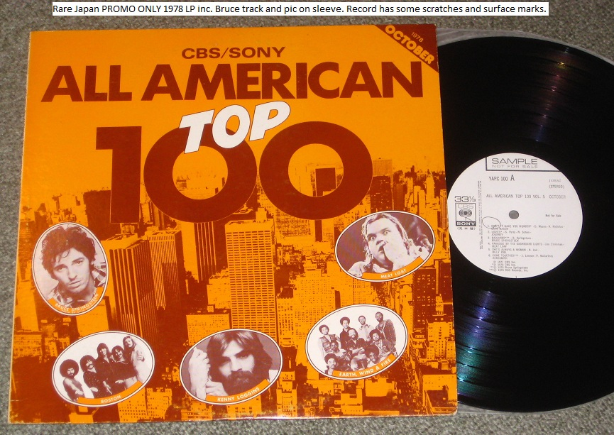 All American Top 100 Oct 1978